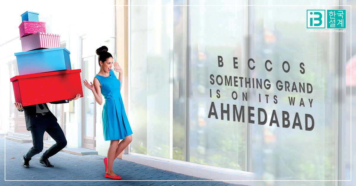 BECCOS something grand is on its way, Ahmedabad!