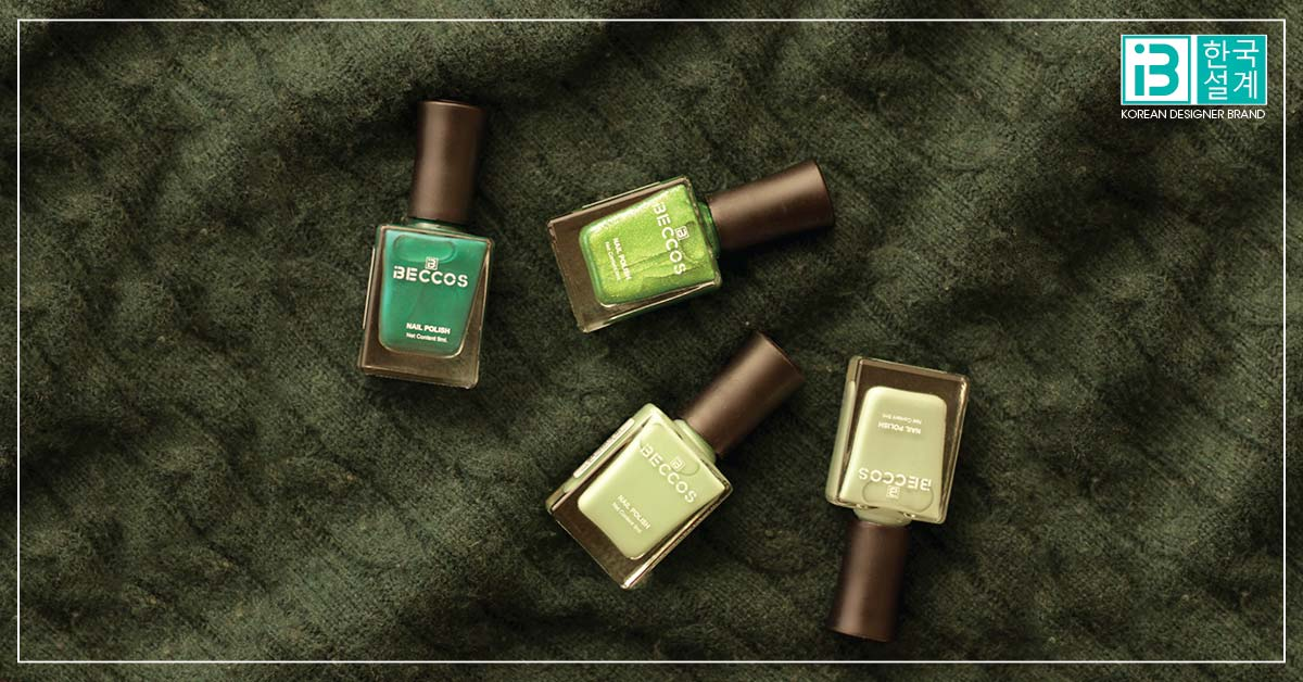 beccos fragnance nail paints in india