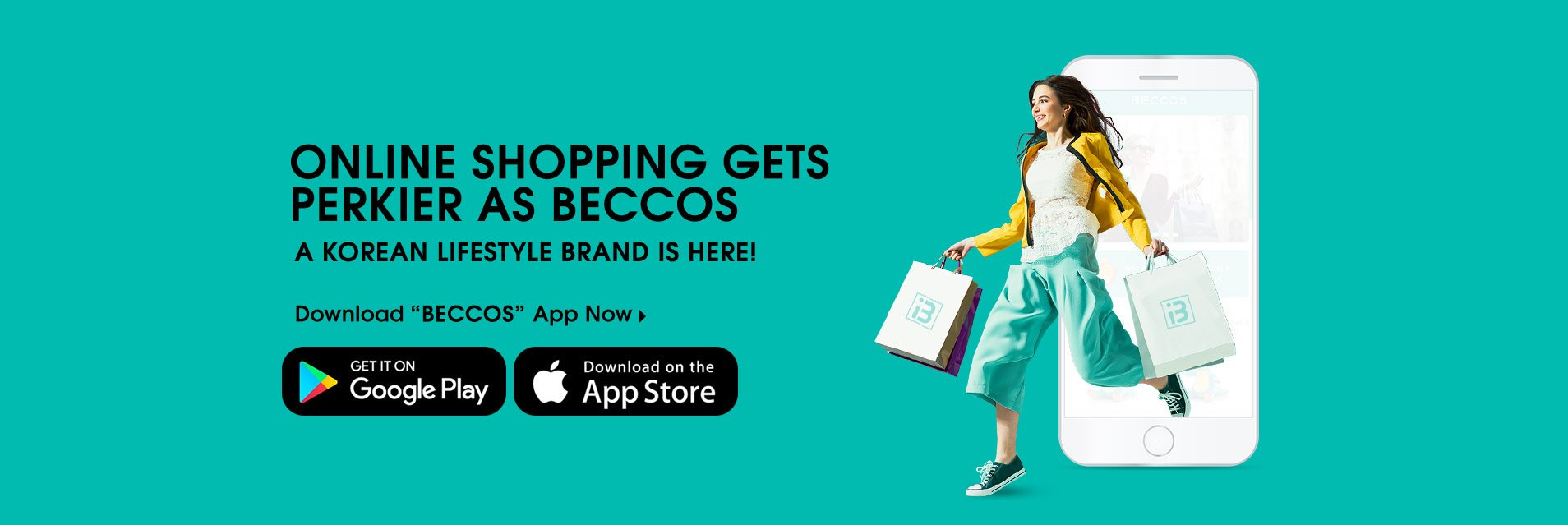 beccos india application for online shop